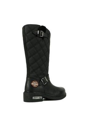 Hammer Jack Kadın Siyah Çizme 102 15980-z 1