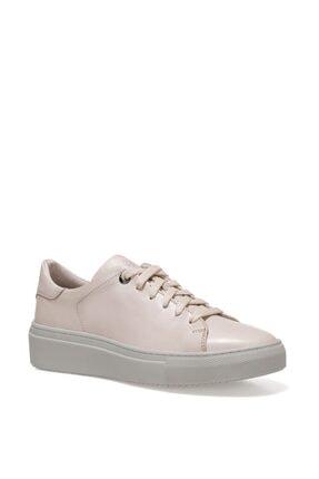 Nine West POFEDA 1FX Gri Kadın Havuz Taban Sneaker 101031049 1