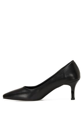 İnci FIA.Z 1FX Siyah Kadın Gova Ayakkabı 101042983 3