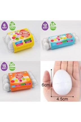 Circle Toys Geometrik Yumurta Eşleme 6'lı Piyatoys 3