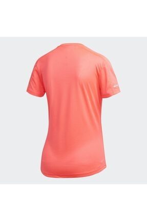 adidas RUN IT TEE W Pembe Kadın T-Shirt 100664184 1
