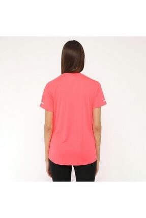 adidas RUN IT TEE W Pembe Kadın T-Shirt 100664184 4