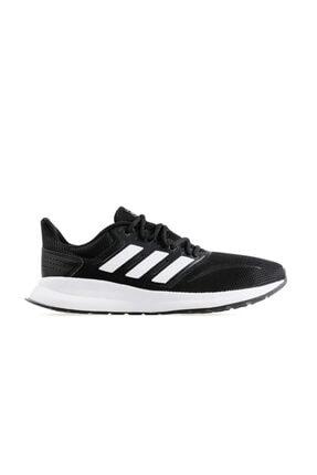 adidas RUNFALCON Siyah Erkek Koşu Ayakkabısı 100403379 0