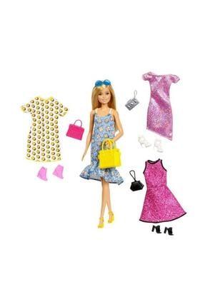 Kıyafet Kombinleri Oyun Seti Barbie'nin Kıyafet Kombinleri Oyun Seti