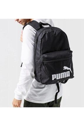 Puma Phase Backpack Siyah Unisex Sırt Çantası 100351334 4