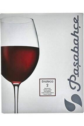 Paşabahçe Beyaz Enoteca Meşrubat Bardağı 2'li P44228S2 1