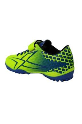 Kinetix Erkek Çocuk Neon Sarı Halı Saha Ayakkabısı 100786693  SEDORF TURF 1FX 2