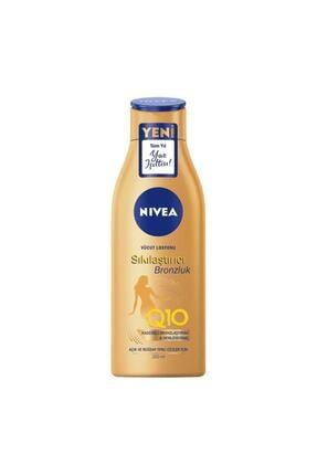 Nivea Q10 Sıkılaştırıcı & Bronzluk Vücut Losyonu 200 ml 0