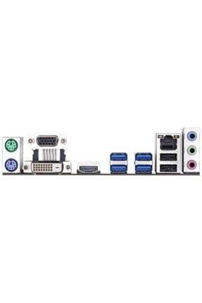 Gigabyte Gıgabyte B450m S2h Amd B450 Socket Am4 Ddr4 3200mhz(o.c.) M.2 Usb 3.1 Anakart 3