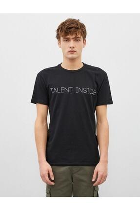 Koton Erkek T-shirt Siyah 1yam11931ck 2