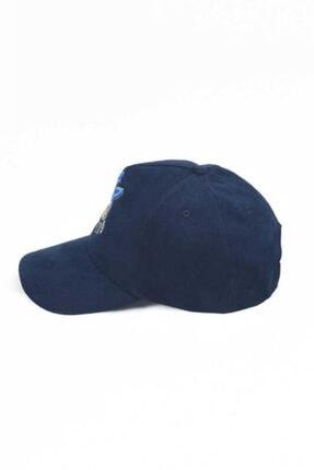 Ucla Anselmo Lacivert Baseball Cap Nakışlı Şapka 4