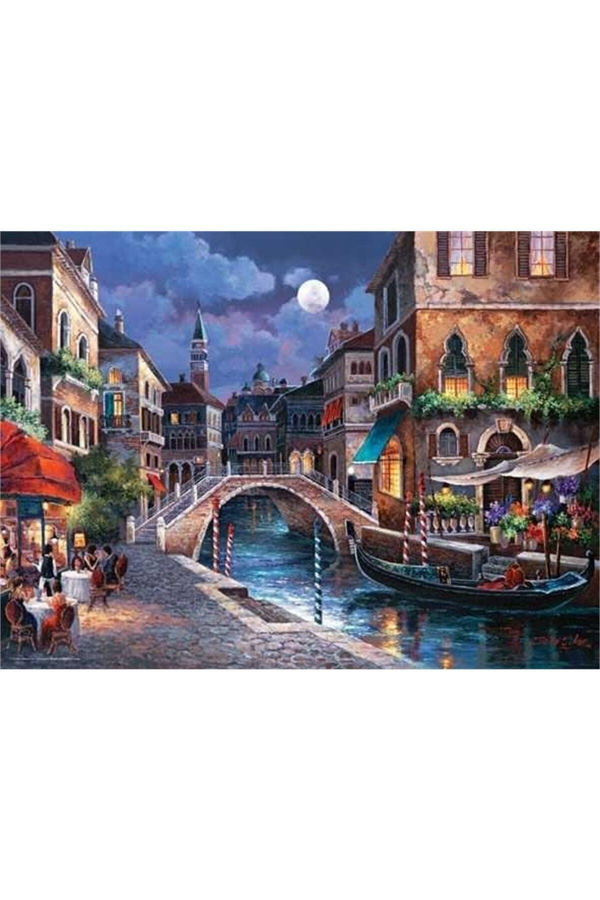 1000 Parça Venedik Sokakları 2 3087 * Modelgaraj*2021