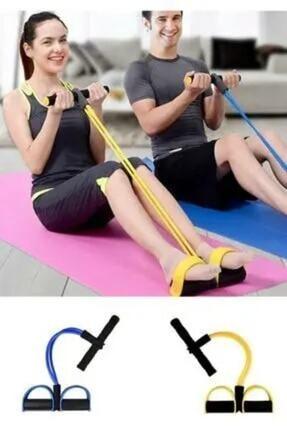 SihirliEkran Body Trimmer Vücut Şekillendirici Egzersiz Karın El Ayak Direnç Lastiği 0
