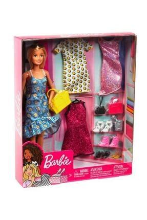 Barbie Kıyafet Kombinleri Seti BRB/GDJ40 3