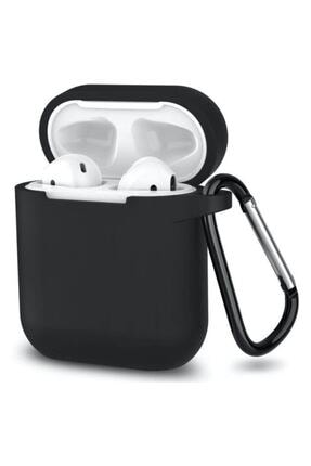 SUPPO Apple Airpods Silikon Kılıf 0