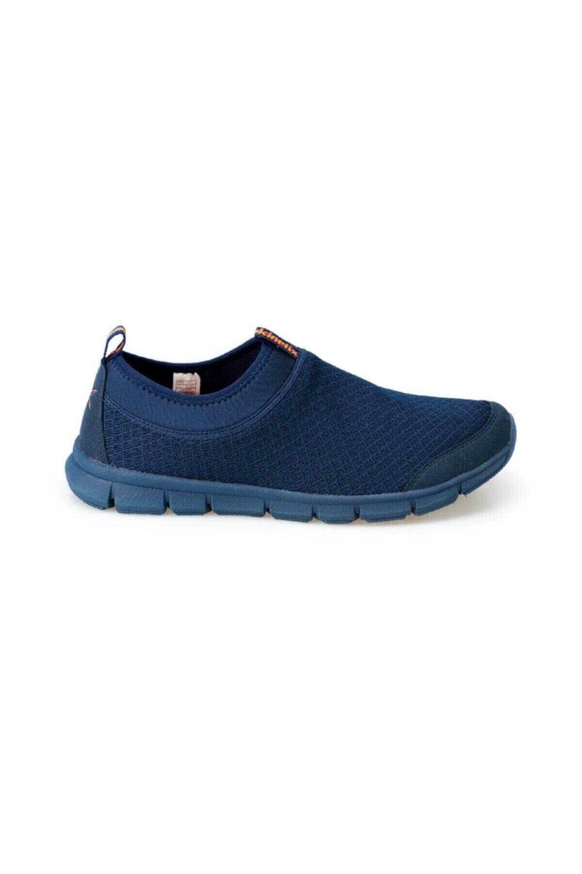 VOTEN Lacivert Turuncu Erkek Yürüyüş Ayakkabısı 100232676