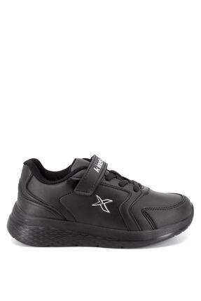 Kinetix Erkek Çocuk Siyah Günlük Spor Ayakkabı Marned 0