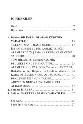 Hermes Yayınları Hakikatin Sırrı (gül Kokulu Kitap) - Muzaffer Kına 9786057737434 2