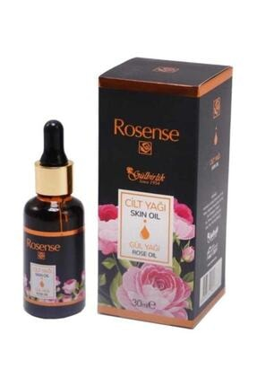 Rosense Cilt Yağı Gül Yağı 30 ml 0