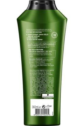 Gliss Bio-Tech Güçlendirici Şampuan 360 ml 4'lü 3
