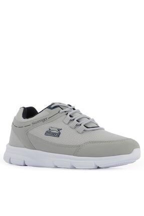 Slazenger Edıt Sneaker Erkek Ayakkabı Gri Sa11re326 1