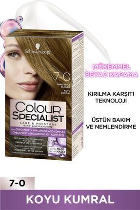 Colour Specialist Koyu Kumral 7-0 0