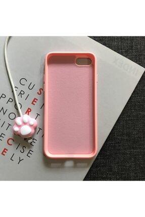 SUPPO Iphone 7/8 Logolu Lansman Kılıf+kablo Koruyucu 1