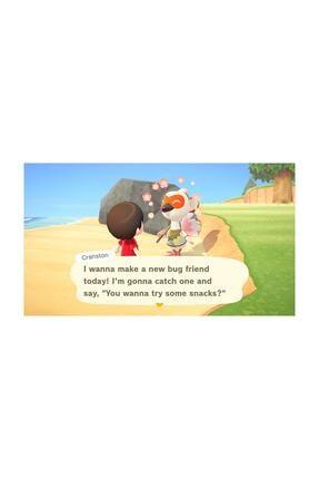 Nintendo Animal Crossing New Horizons Switch Oyun 4