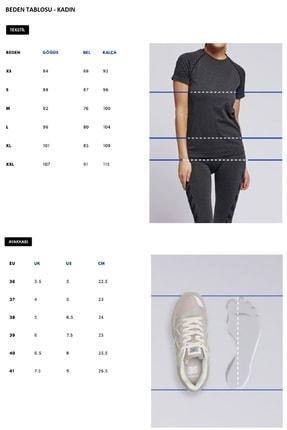HUMMEL Porter Siyah Kadın Ayakkabı 4
