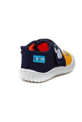 Gezer 3035 Erkek Çocuk Lacivert Yazlık Anaokulu/Kreş Ayakkabı Panduf 2