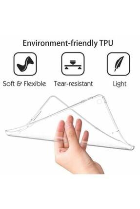 Mobilşube Ipad 8. Nesil 10.2'' Uyumlu Şeffaf Silikon Kılıf Soft Arka Kapak 2