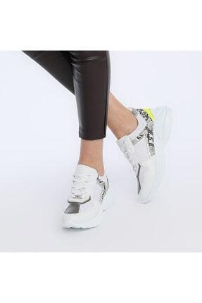 Butigo 19s-602 Beyaz Kadın Sneaker 0