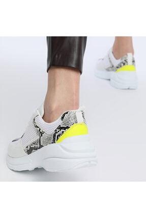 Butigo 19s-602 Beyaz Kadın Sneaker 2