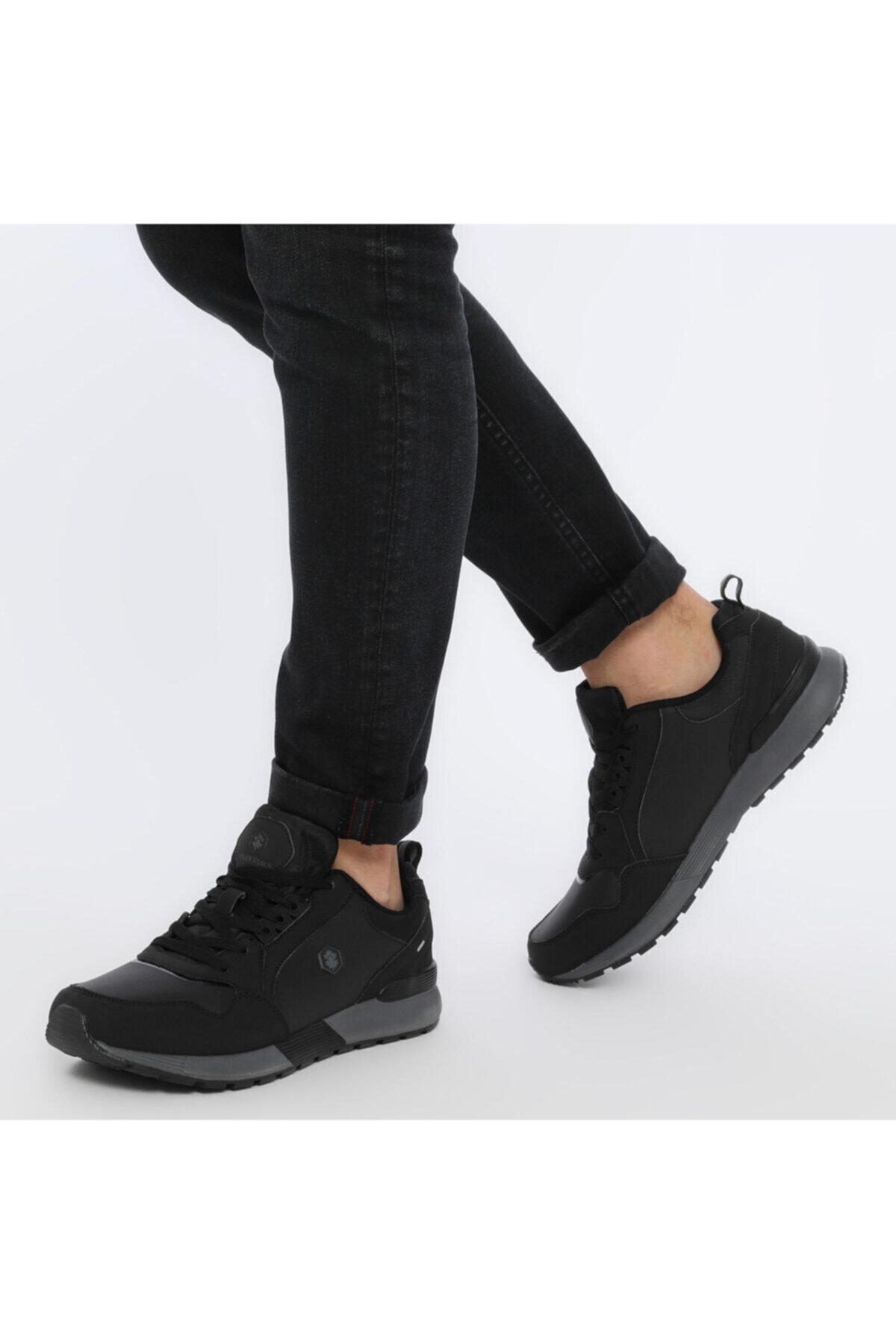 Lumberjack Teyang 9pr Siyah Erkek Sneaker