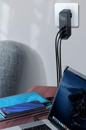Anet Macbook Hızlı Şarj Aleti, Macbook Pro Macbook Air Sarj Aleti 120w Pd Hızlı Şarj Aleti+100w Pd Kablo 1