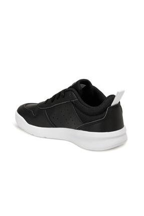 adidas Tensaur Siyah Erkek Çocuk Koşu Ayakkabısı 2