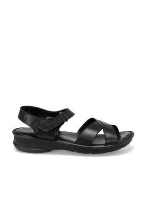Polaris 103089.Z Siyah Kadın Sandalet 100509757 1