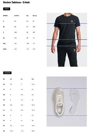 HUMMEL Kevins Beyaz Erkek T-Shirt 910995-9003 4