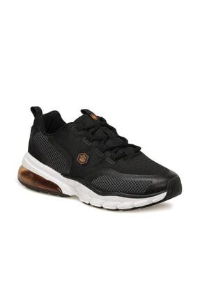 Lumberjack Oman Siyah Erkek Sneaker Ayakkabı 0