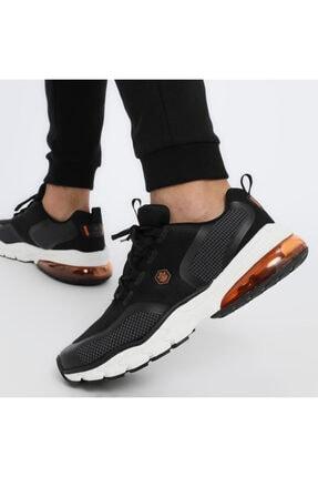 Lumberjack Oman Siyah Erkek Sneaker Ayakkabı 4