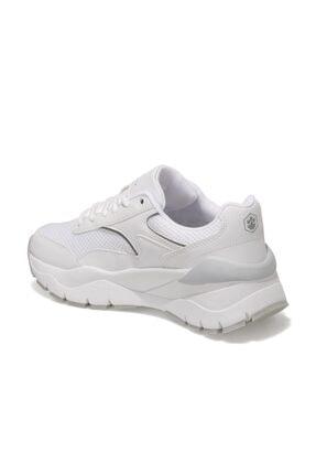 Lumberjack RATH WMN Beyaz Kadın Sneaker Ayakkabı 100587238 2