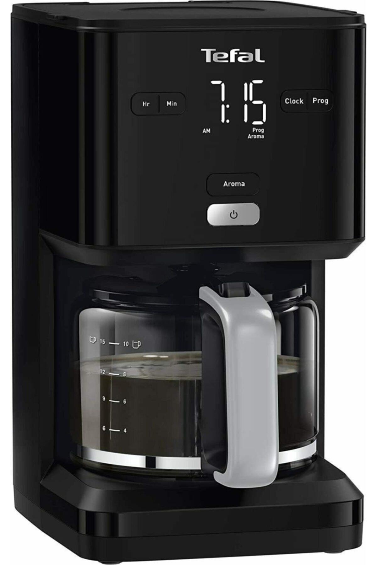 Display Digital Filtre Kahve Makinesi 1.25 Litre