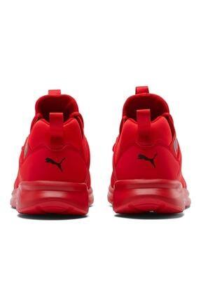 Puma Erkek Kırmızı Enzo 2 Koşu Ayakkabısı 4