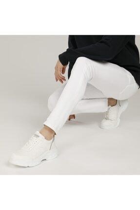 Kinetix Crıme 1fx Beyaz Erkek Casual Ayakkabı 1