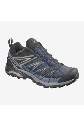 411685 X Ultra 3 Gtx Dark Denim/copen Blue/pale Khaki Erkek Outdoor Ayakkabı resmi