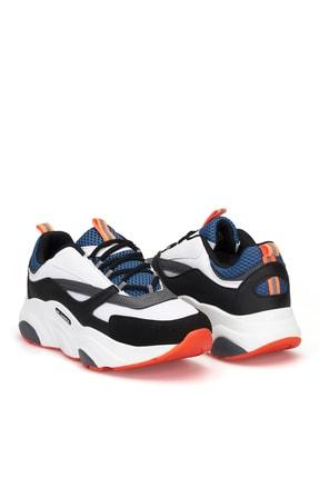 Dark Seer Beyaz Mavi Erkek Sneaker 2