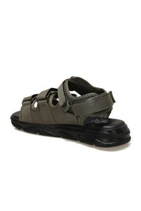 Kinetix ANATOLE Haki Erkek Sandalet 100496367 2
