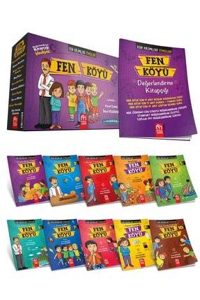 Model Eğitim Yayınları Model Çocuk 3. Ve 4. Sınıf Fen Köyü Hikaye Seti [10 Kitap] 0