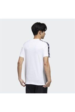 adidas M E TPE T Beyaz Erkek T-Shirt 100664213 4