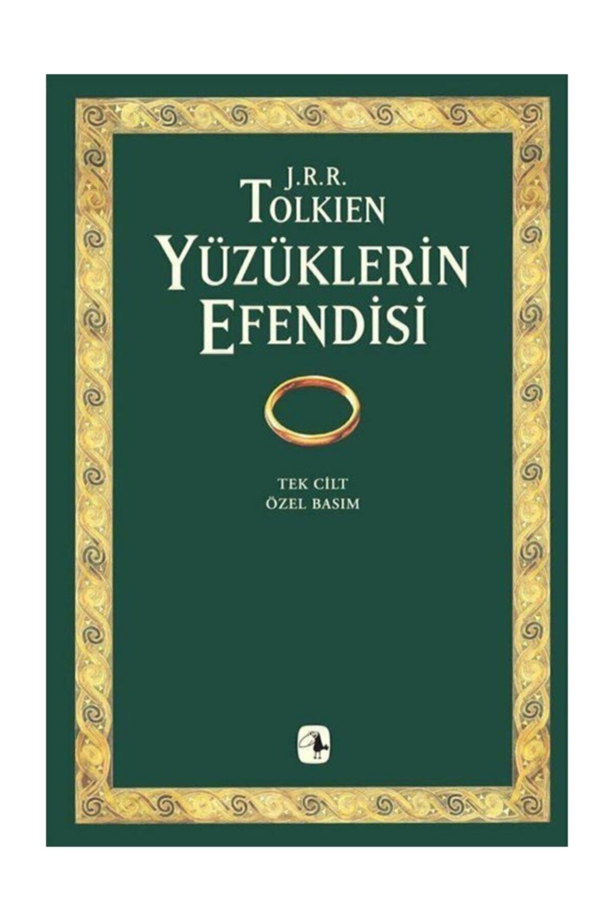 Yüzüklerin Efendisi Tek Cilt Özel Basım - J. R. R. Tolkien 9789753423472